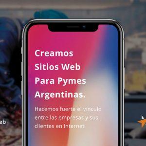 Páginas web para pymes Argentina