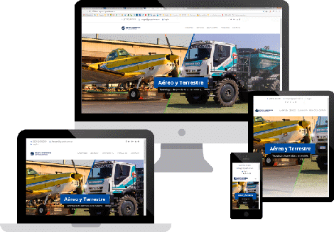 Website Grupo Rodriguez