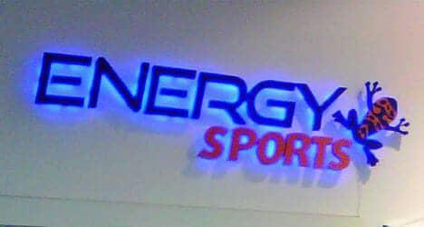 Corpóreo LED Energy Sports
