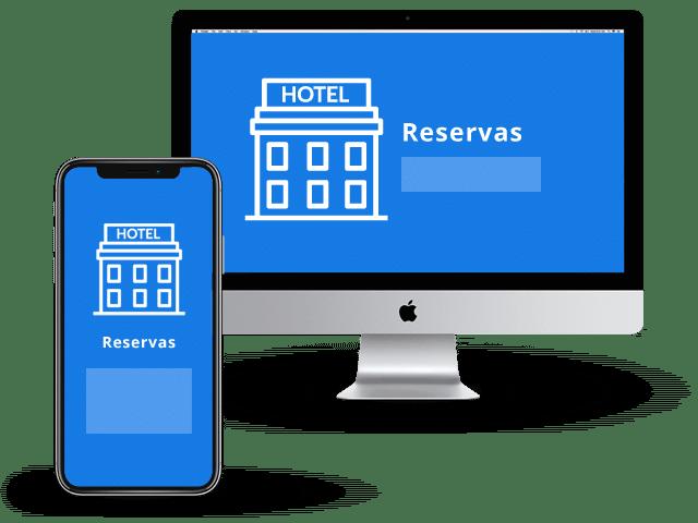 Web para Hoteles y Hospedajes