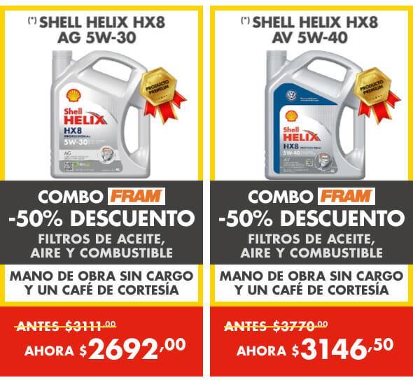Campaña Helix HX8