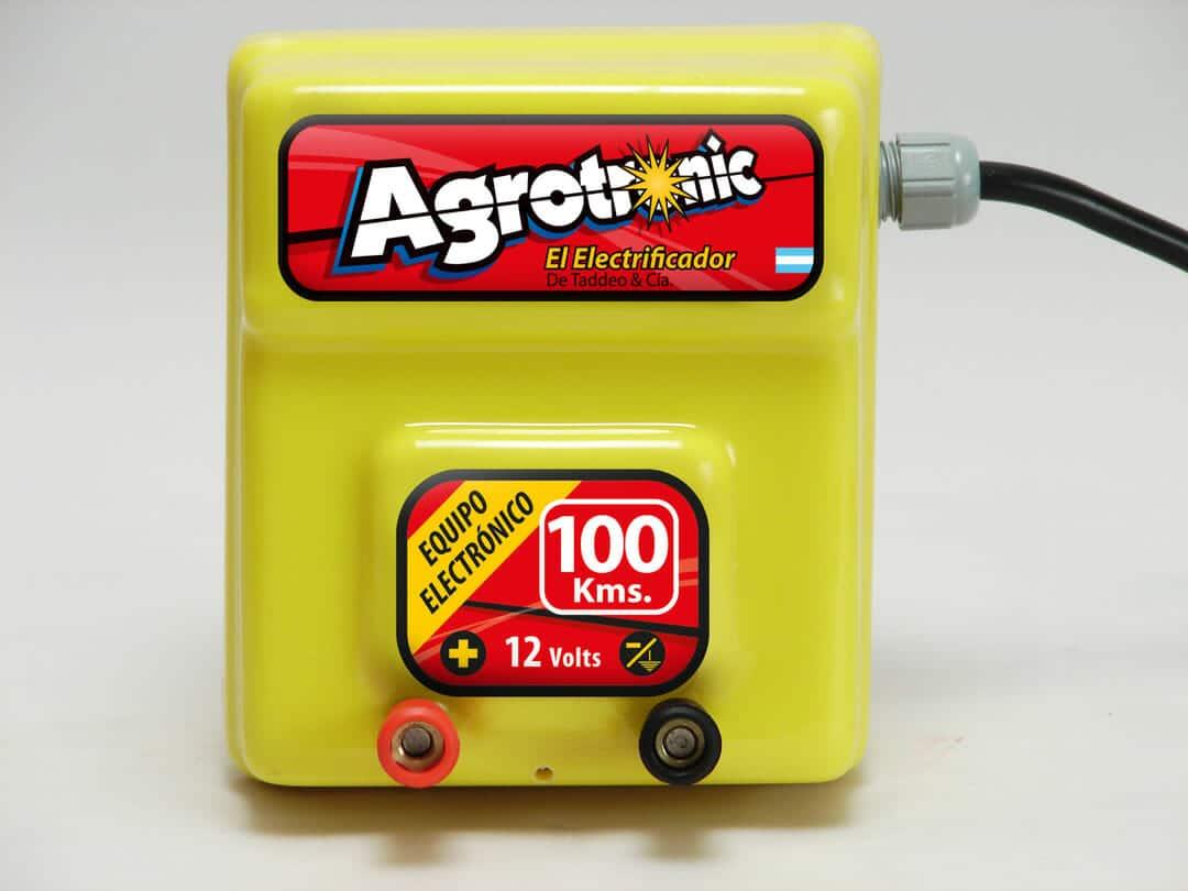 etiquetas Agrotronic